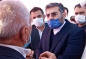 وزیر ارشاد در اردبیل: باید به اصلاندوز به عنوان قطب کشاورزی کشور توجه جدی شود + فیلم