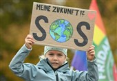 German Climate Activists Rally to Pressure Post-Merkel Government