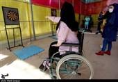 مسابقات ورزشی بیماران خاص اصفهان در هفته تربیت بدنی به روایت تصویر