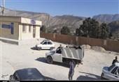 اتفاقی عجیب در لوداب کهگیلویه و بویراحمد؛ انتقال جسد با خودروی حمل زباله دهیاری + عکس