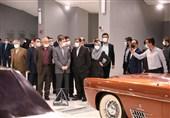موزه خودروهای تاریخی ایران با هزینه 120 میلیارد تومانی افتتاح شد