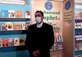 بخش ویژه فعالیتهای غرفه ملی ایران به معرفی سیره رسول اکرم(ص) اختصاص دارد
