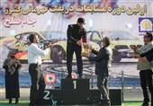 پایان دور اول مسابقات دریفت قهرمانی کشور با معرفی نفرات برتر