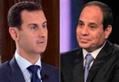 آماده سازی برای گفتگوی مستقیم بشار اسد و السیسی