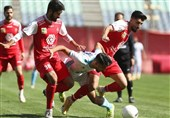تساوی پرسپولیس با شهرداری نوشهر در دیداری تدارکاتی/ بازیکنان اصلی ریکاوری کردند