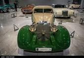 افتتاح موزه خودروهای تاریخی ایران