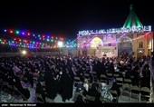 ایران اسلامی غرق شادی و سرور میلاد رسول مهربانیها و صادق آل محمد (ص)
