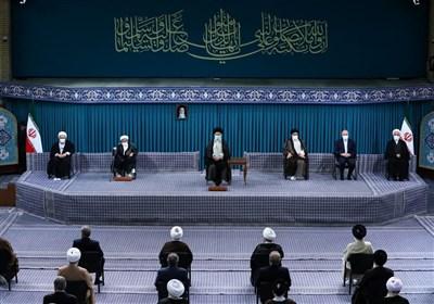 امامخامنهای: وحدت مسلمان تاکتیکی نیست/ آمریکا هرکجا که بتواند فتنه میکند