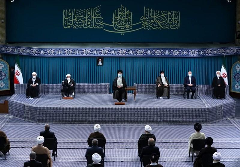 امام خامنهای: شاخص اصلی وحدت، فلسطین است/امروز بیش از هر چیز به صبر و پایداری در مقابل مشکلات نیاز داریم
