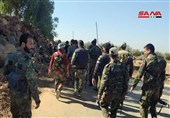 Syrian Army Begin Combing Operations in Daraa's Northeastern Countryside