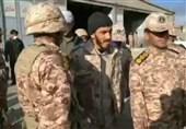 """خط و نشان سرباز وطن برای دشمنان / """"مرزبانیم بگذریم از جان و تن"""" + فیلم"""