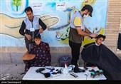 اردوی جهادی دانشجویان بسیجی در بجنورد+تصاویر