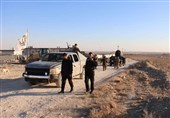 عملیات حشد شعبی عراق در «سنجار» علیه داعش