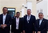 رئیس کمیته ملی المپیک روسیه جهت عقد تفاهمنامه ورزشی به ایران سفر خواهد کرد