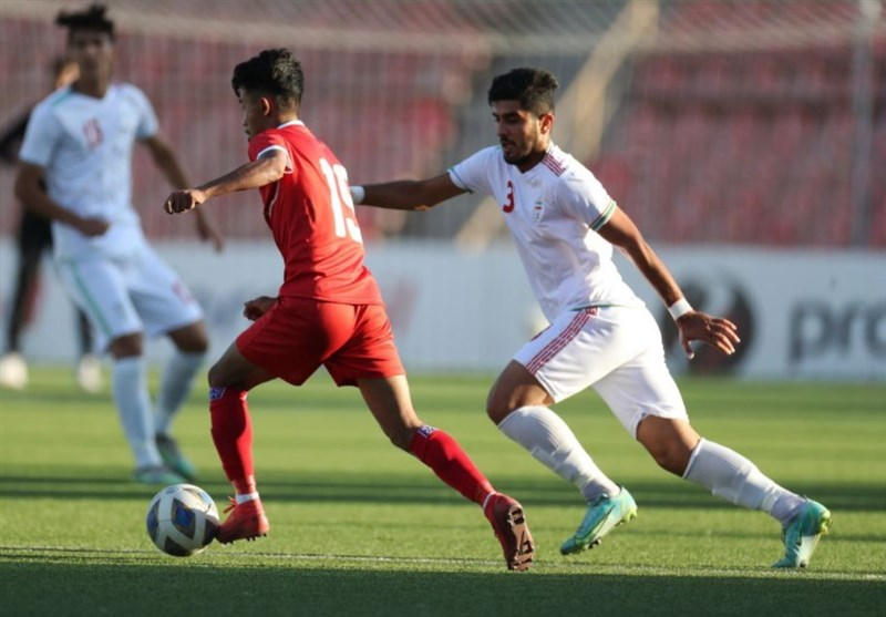 Mahdavikia Satisfied with Win against Nepal at AFC U-23 Asian Cup Qualifier