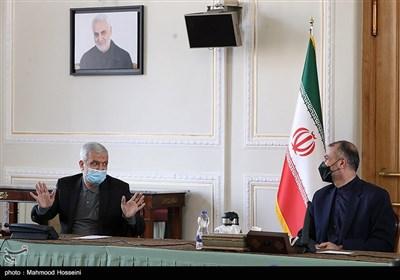 مراسم معارفه نماینده ویژه رئیسجمهور در امور افغانستان