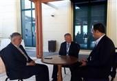 ملاقات رئیس کمیته ملی المپیک ایران با رئیس IFBB/ سانتونخا: ایران یکی از قطبهای پرورش اندام دنیاست