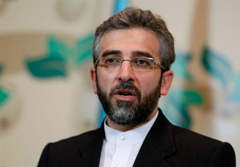 باقری کنی : ایران مصمّمة على اجراء المفاوضات التی تؤدی الى الغاء الحظر الجائر