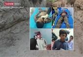 """روایت میدانی تسنیم از علت فوت 4 کودک در گودال روستای """"بنو اسحاق بازار"""" چابهار+ فیلم"""