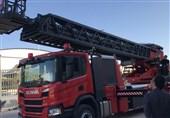 برنامه شهرهای جدید برای تجهیز ایستگاههای آتشنشانی