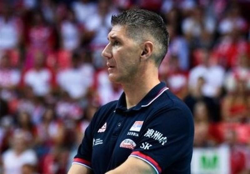 کواچ: برخورد فدراسیون والیبال صربستان اشتباه بود