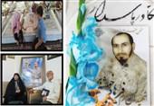 """روایتی از شهید البطل جبهه مقاومت """"فرهاد خوشهبر""""؛ پدری که هرگز دخترش را ندید + فیلم"""