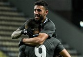 Four Iranians Nominated for International Player of Week