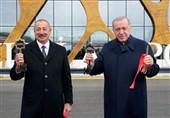 Erdoğan Ve Aliyev'in Katılımıyla Fuzuli Havalimanı'nın Açılışı Yapıldı