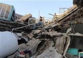 6 مصدوم بر اثر انفجار شدید در یک منزل مسکونی در شهرری + تصاویر