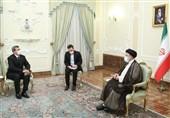 Türkmenistan, Özbekistan Ve Pakistan Dışişleri Bakanları, İran Cumhurbaşkanı İle Biraya Geldiler
