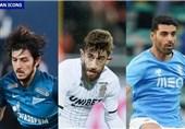 4 ایرانی نامزد کسب عنوان بهترین لژیونر هفته آسیا شدند/ حضور 3 ژاپنی و یک کرهای