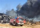 بازگشت هلدینگ طبیعت به چرخه تولید با عزم ملی مسئولان/ هنوز علت آتش سوزی و خسارت مشخص نیست