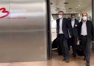Iran's Baqeri Meets EU's Mora in Brussels