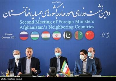 دومین نشست وزرای امورخارجه کشورهای همسایه افغانستان