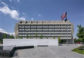 تخلیه ساختمان مرکزی وزارت بهداشت آمریکا به دلیل تهدید به بمبگذاری