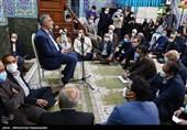 حضور شهردار تهران در شهرری