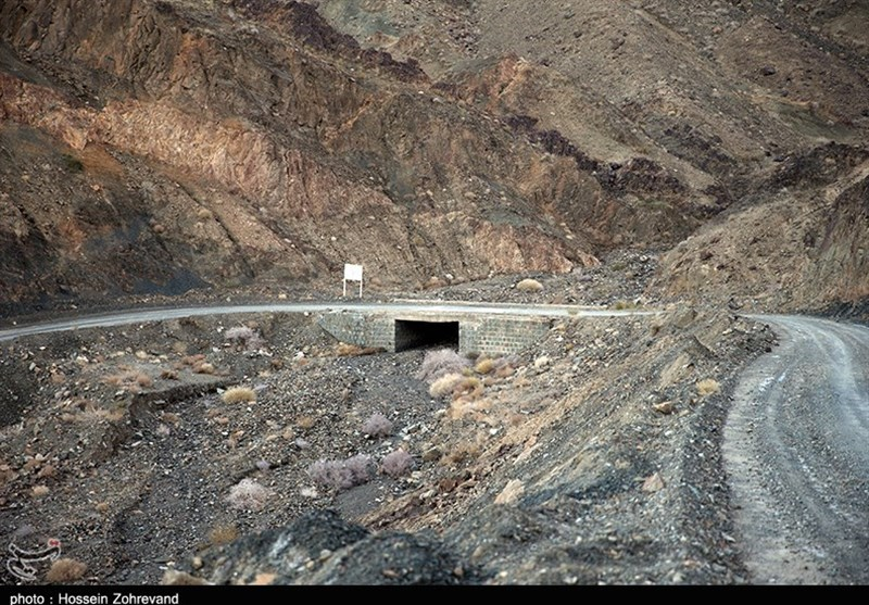 پل ش ته لار - محل درگیری گروه عبدالمالک ریگی و جند ال با نیروهای ناجا و