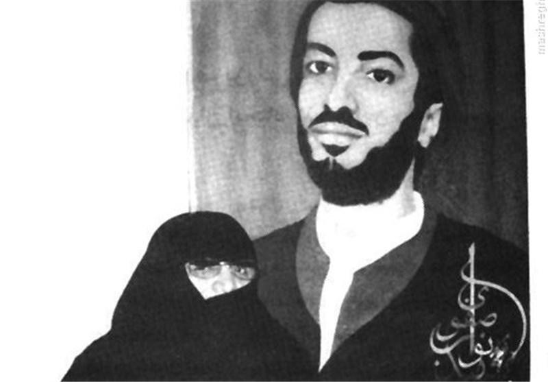 همسر شهید نواب