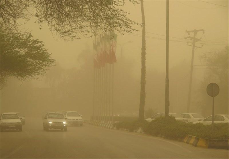 اهواز| آلودگی هوای اهواز به 60 برابر حد مجاز رسید