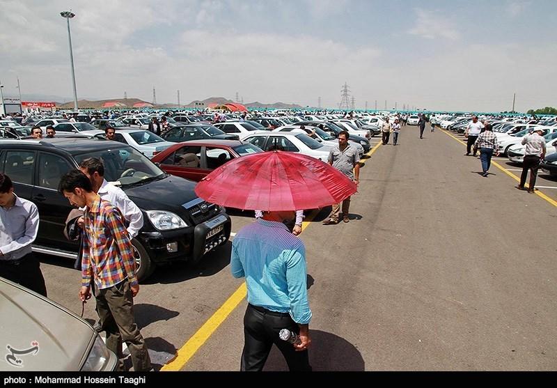 کاهش 300 هزار تا 5 میلیون تومانی قیمت خودرو در بازار+ ج قیمت خودرو