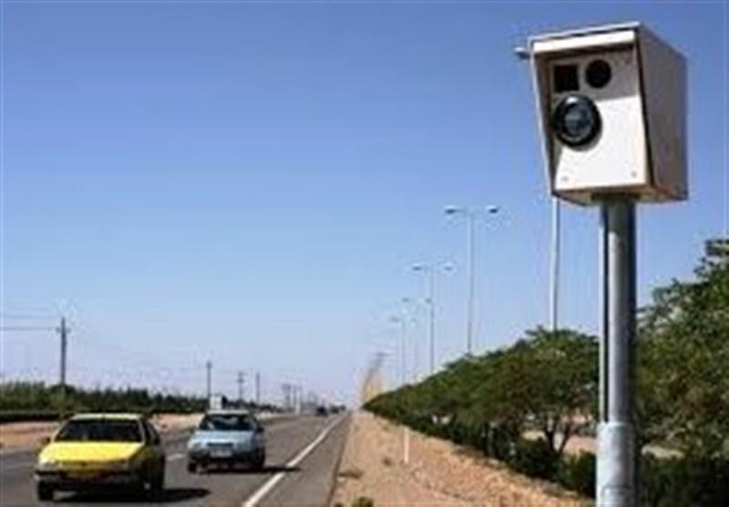 همدان | 35 دوربین در شهر همدان تخلفات رانندگی را ثبت می کنند