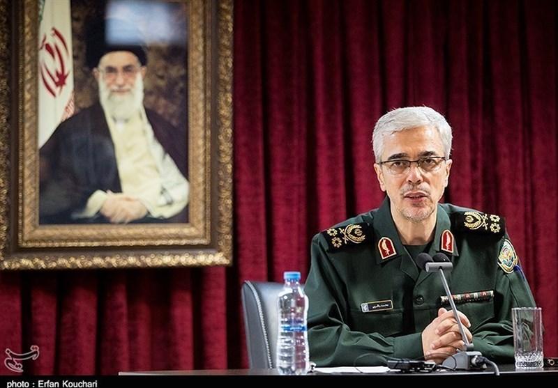 باقری: نیروهای مسلح با تمام توان از کالای ایرانی حمایت خواهند کرد