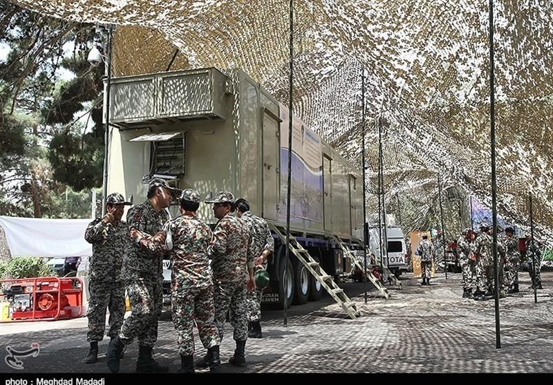 ساخت ایران| سامانه فرماندهی و کنترل پ ند هوایی + ع