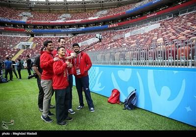 یوم لوژنیکی محل برگزاری افتتاحیه مسابقات جام جهانی 2018