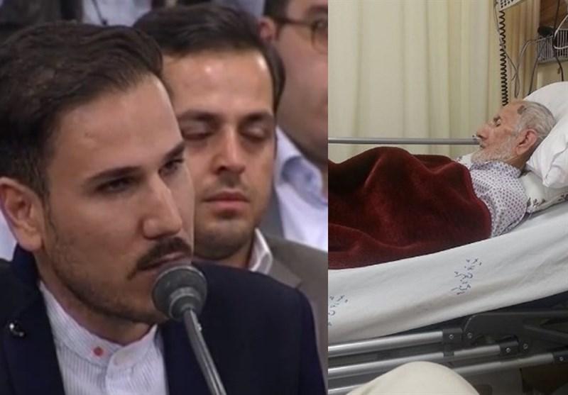 پدر محمد حسین ملکیان به خیل یاران شهیدش پیوست