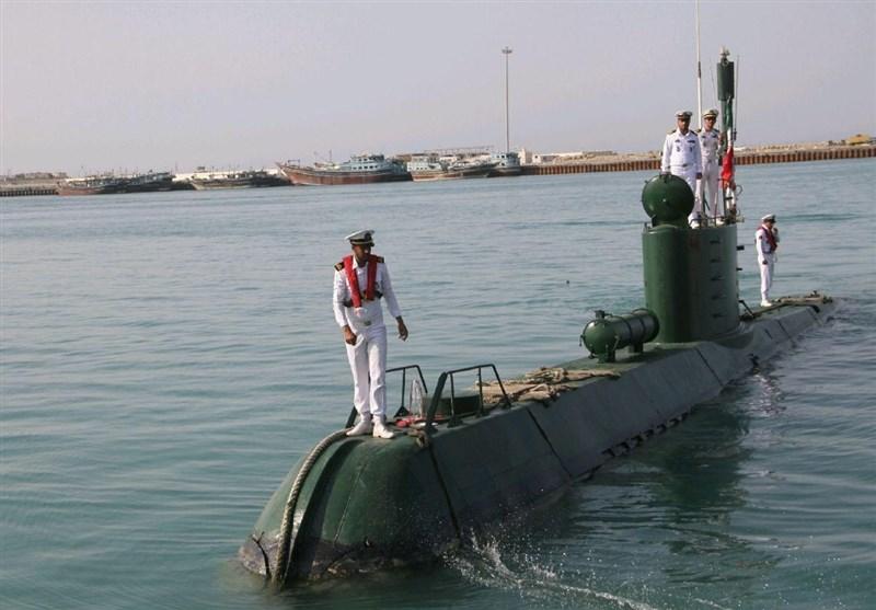 الحاق 2 فروند زیردریایی کلاس غدیر به ناوگان نیروی دریایی + ع
